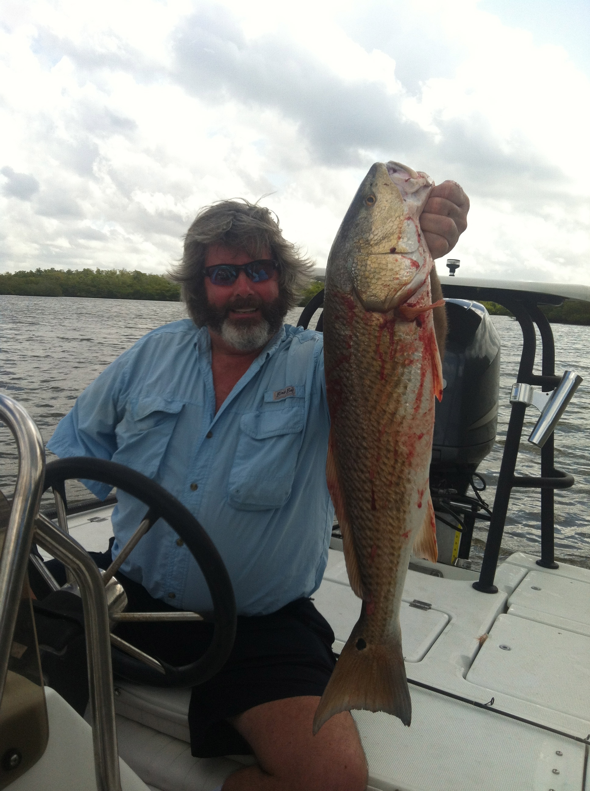 Naples lifestyles a backcountry fishing day naples best for Naples tides for fishing