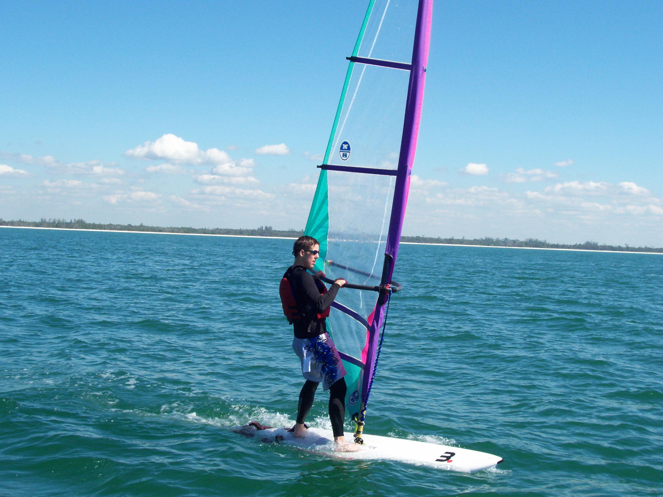 david on windsurfer 2
